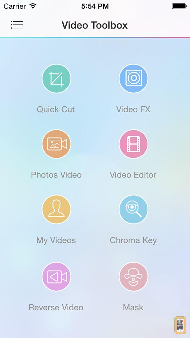 Screenshot - Video Toolbox - Movie Maker