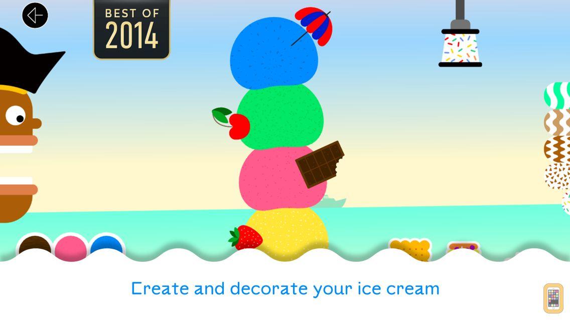 Screenshot - Bubl Ice Cream - A musical dessert for kids