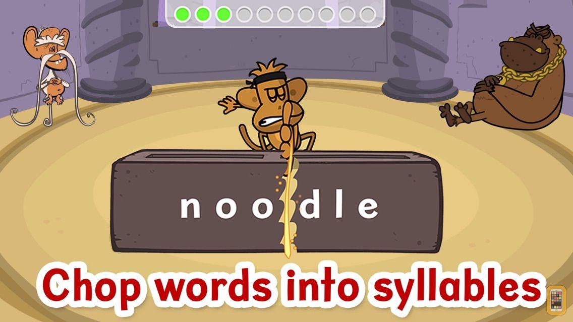 Screenshot - Chimp Fu Syllables