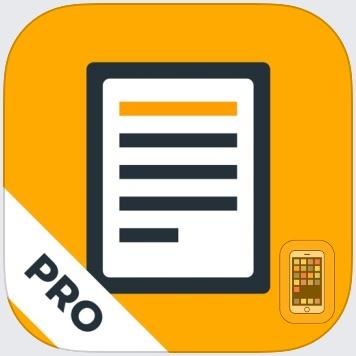 PromptSmart Pro - Teleprompter by PromptSmart (Universal)