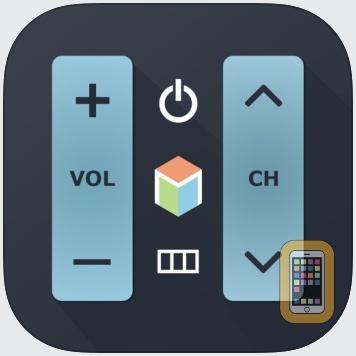 Remotie: remote for Samsung TV by KRAFTWERK 9 LLC (Universal)