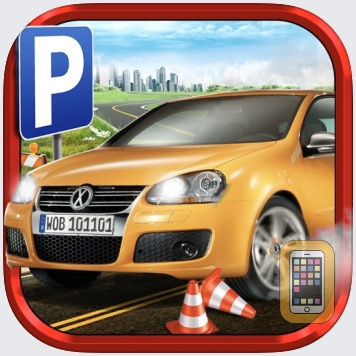Roundabout: Sports Car Sim by Play With Games Ltd (Universal)