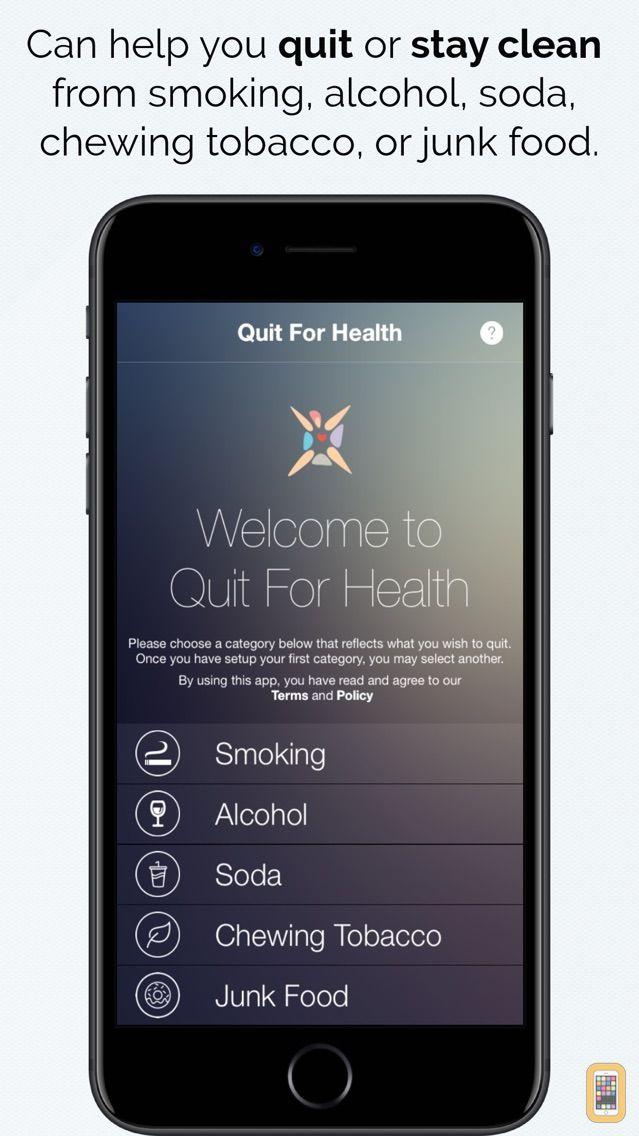 Screenshot - Quit For Health