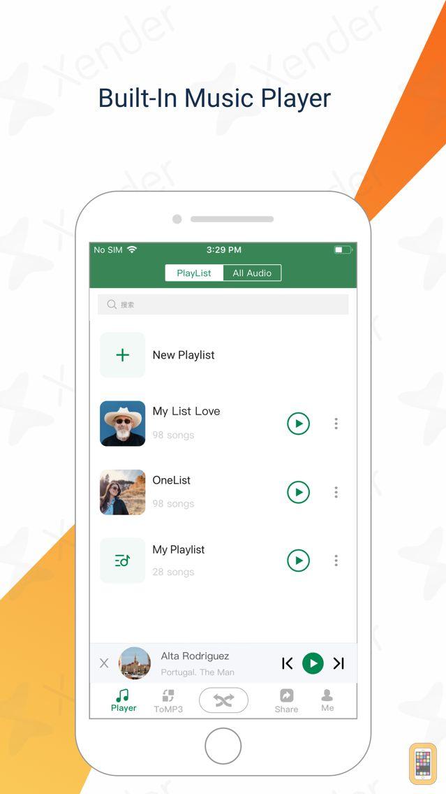 Screenshot - Xender:File Share,Share Music