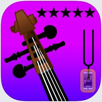 Double Bass Tuner Professional by Pedro Daniel Macalupu Cumpen (Universal)