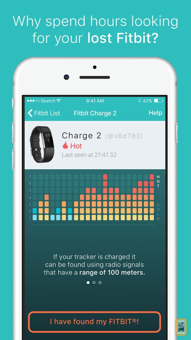 Screenshot - Find my Fitbit | Fitbit Finder
