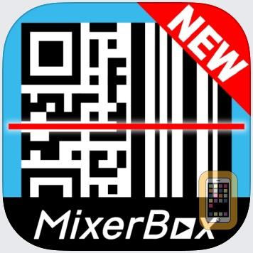 QR Code Reader & QR Scanner! by MixerBox Inc. (Universal)