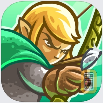 Kingdom Rush Origins by Ironhide S.A. (iPhone)