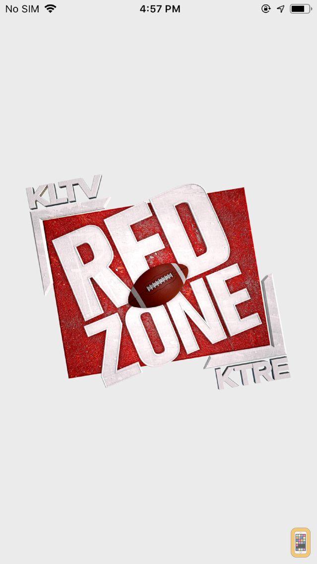 Screenshot - KLTV and KTRE Red Zone