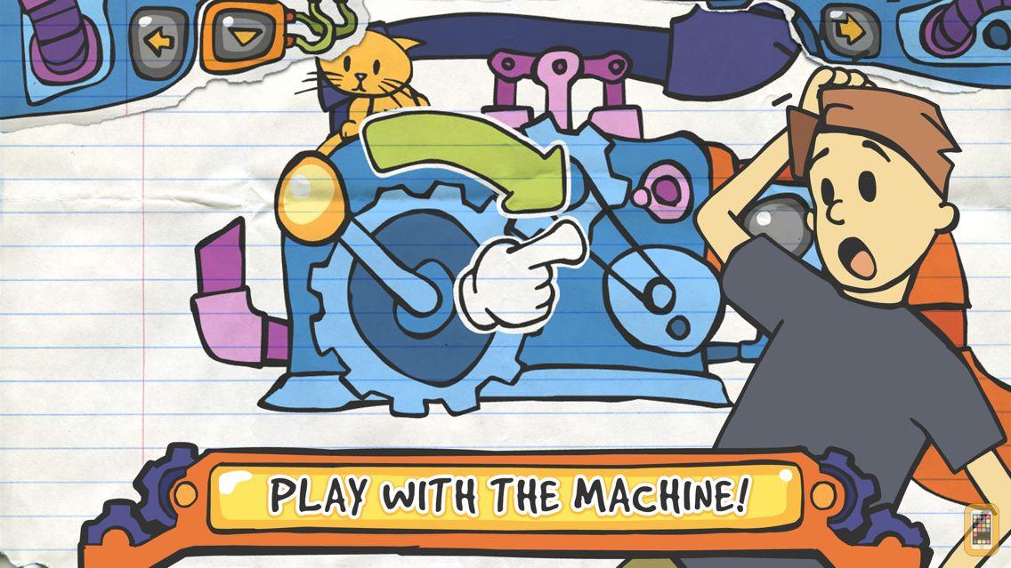 Screenshot - Kalley's Machine Plus Cats
