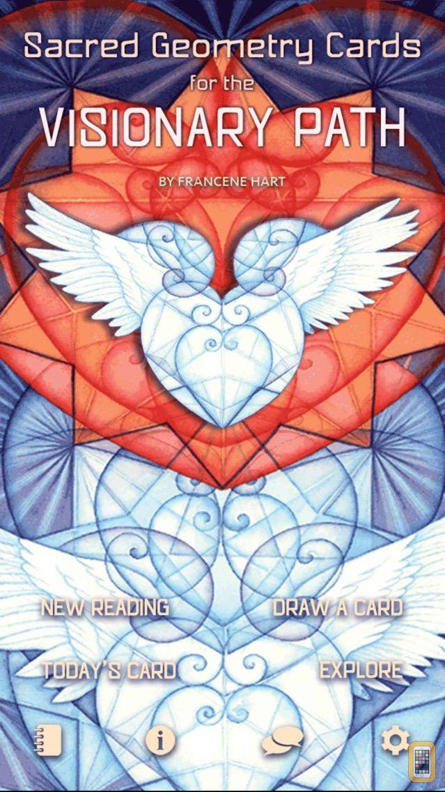 Screenshot - Sacred Geometry Cards