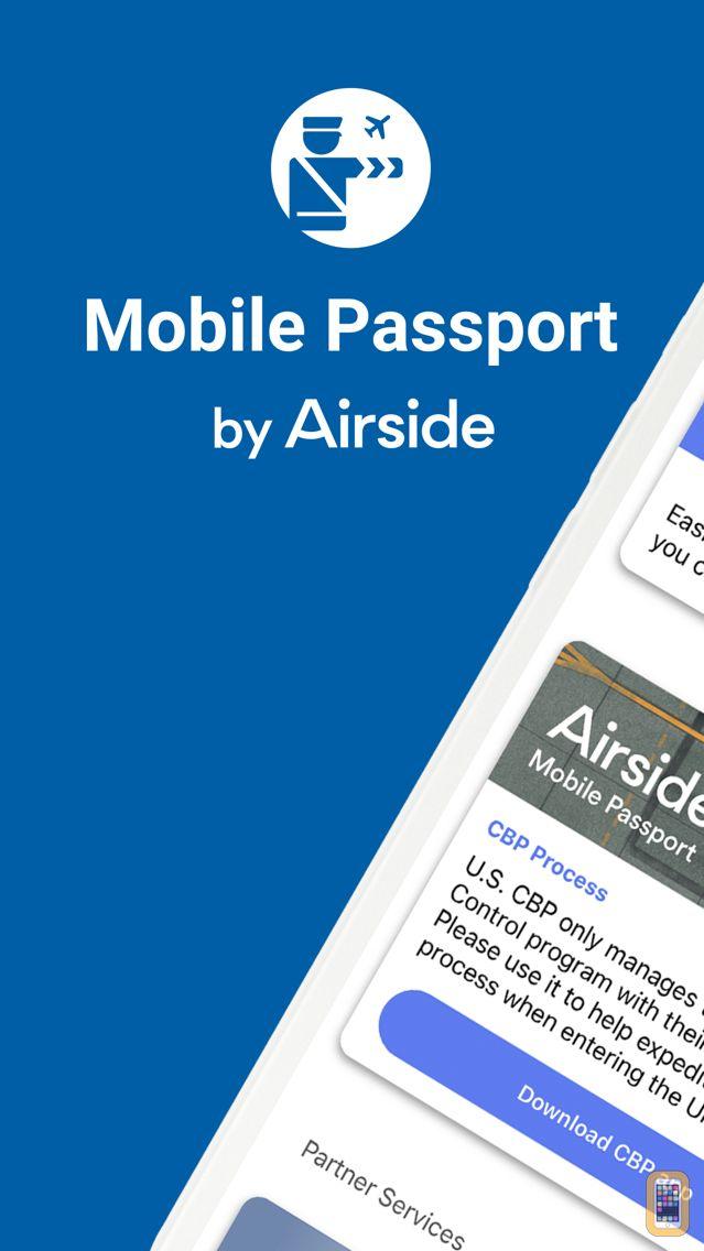 Screenshot - Airside Mobile Passport