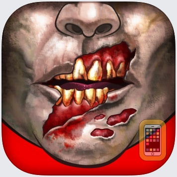 Zombify - Turn yourself into a Zombie by Apptly LLC (Universal)