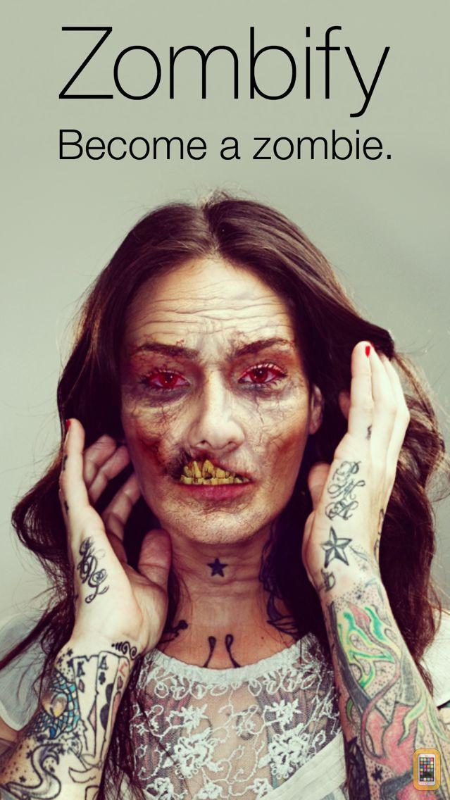 Screenshot - Zombify - Turn yourself into a Zombie