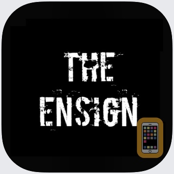 The Ensign by Amirali Rajan (Universal)