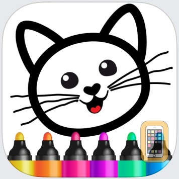 DRAWING FOR KIDS Games! Apps 2 by Bini Bambini Academy (Universal)