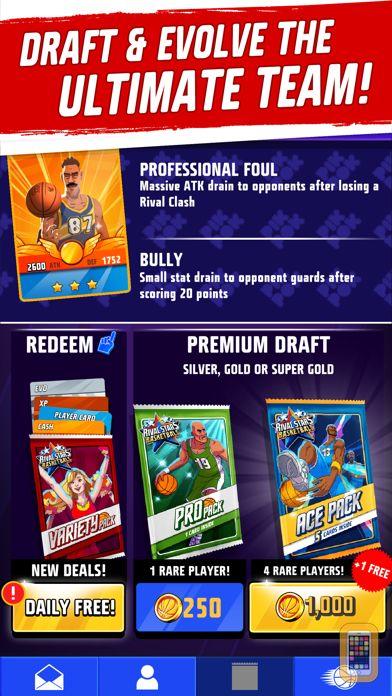 Screenshot - Rival Stars Basketball