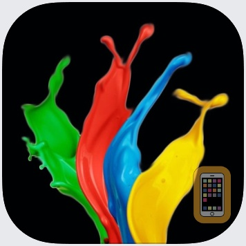 Magic Theme - Background designer for lock and home screen by Priti Gandhi (iPhone)