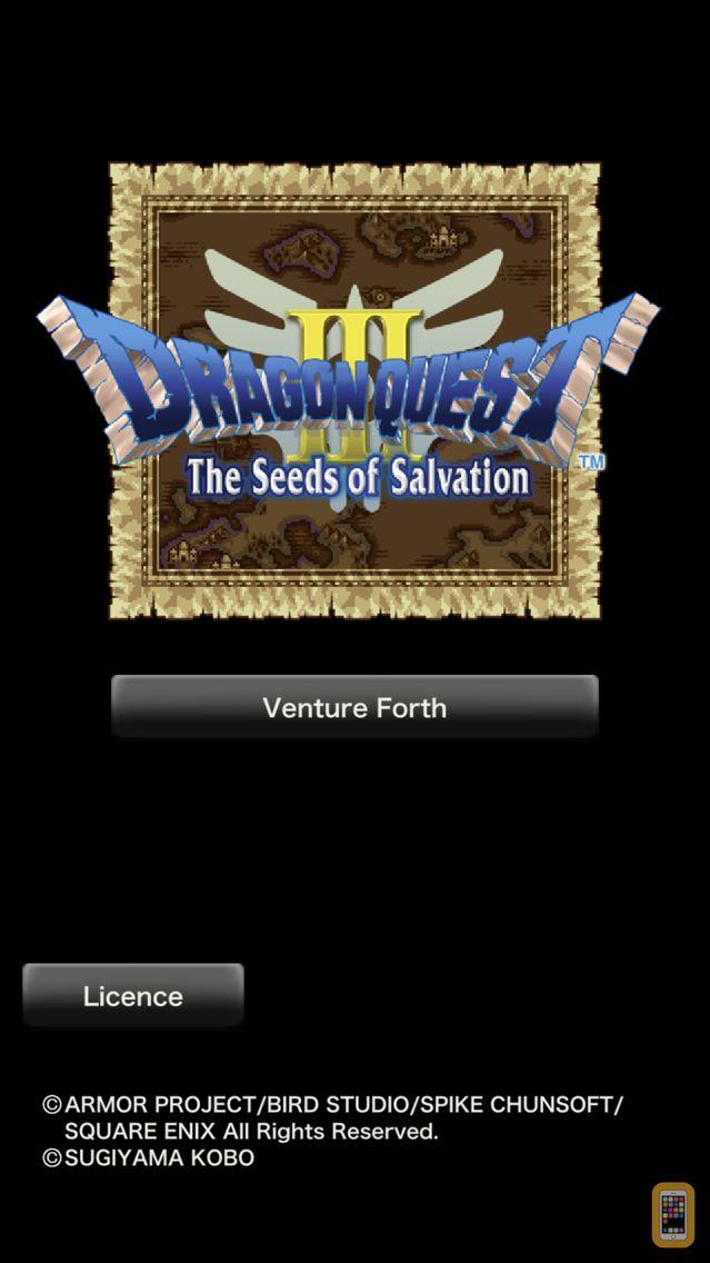 Screenshot - DRAGON QUEST III