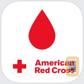 Blood Donor American Red Cross by American Red Cross (iPhone)