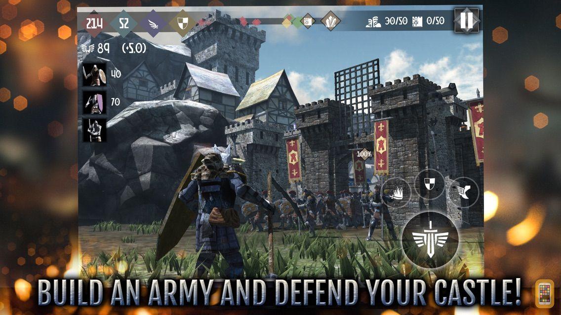 Screenshot - Heroes and Castles 2 Premium