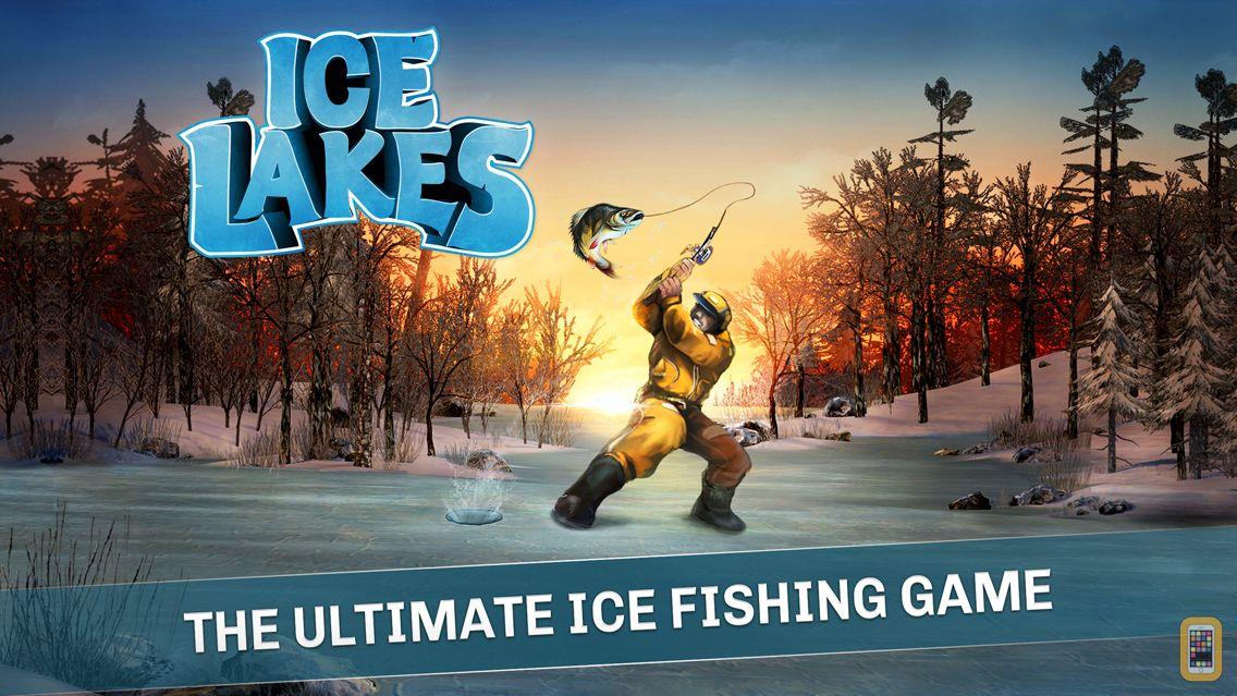 Screenshot - Ice Lakes