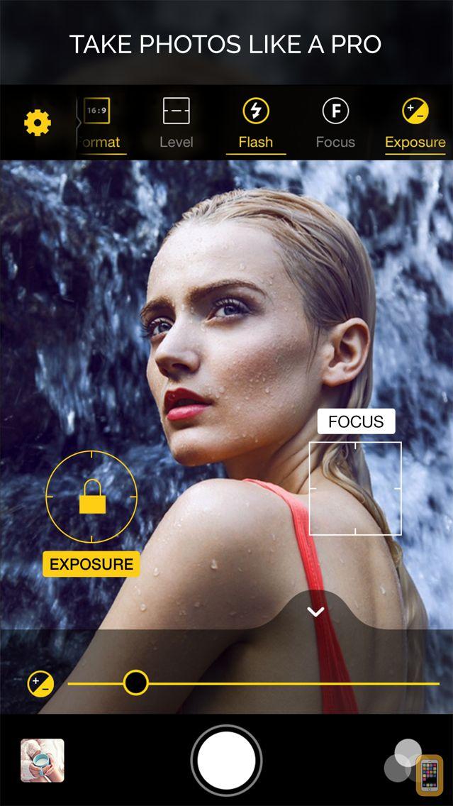 Screenshot - Warmlight - Manual Camera