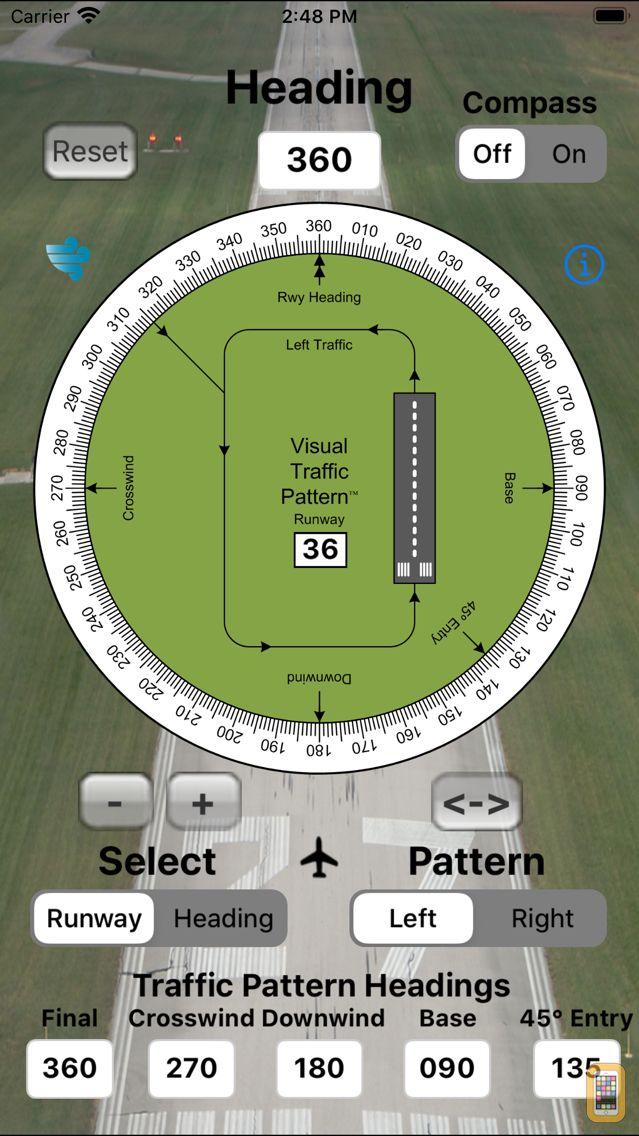 Screenshot - Visual Traffic Pattern