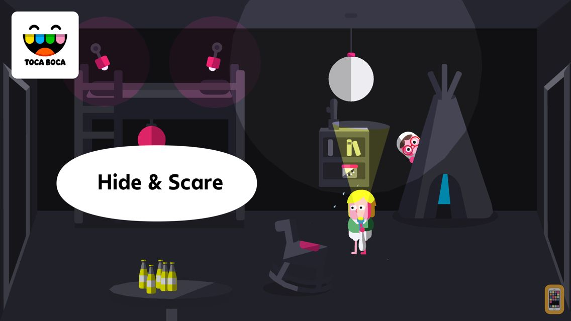 Screenshot - Toca Boo