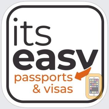 ItsEasy Passport Renew & Photo by ItsEasy Passport & Visa (Universal)