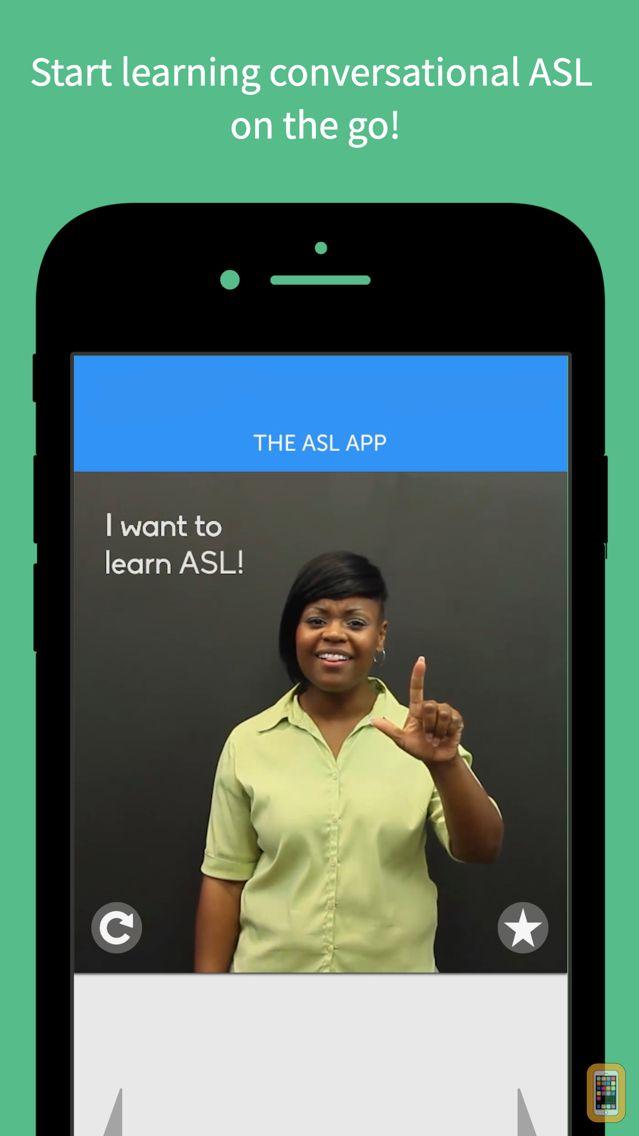 Screenshot - The ASL App