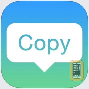 Copy & Paste | Clipboard Widget by Jan-Niklas FREUNDT (Universal)