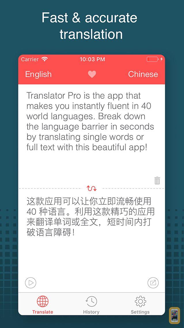 Screenshot - Translator Pro!