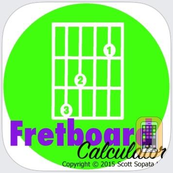 Fretboard Calculator by scott sopata (Universal)