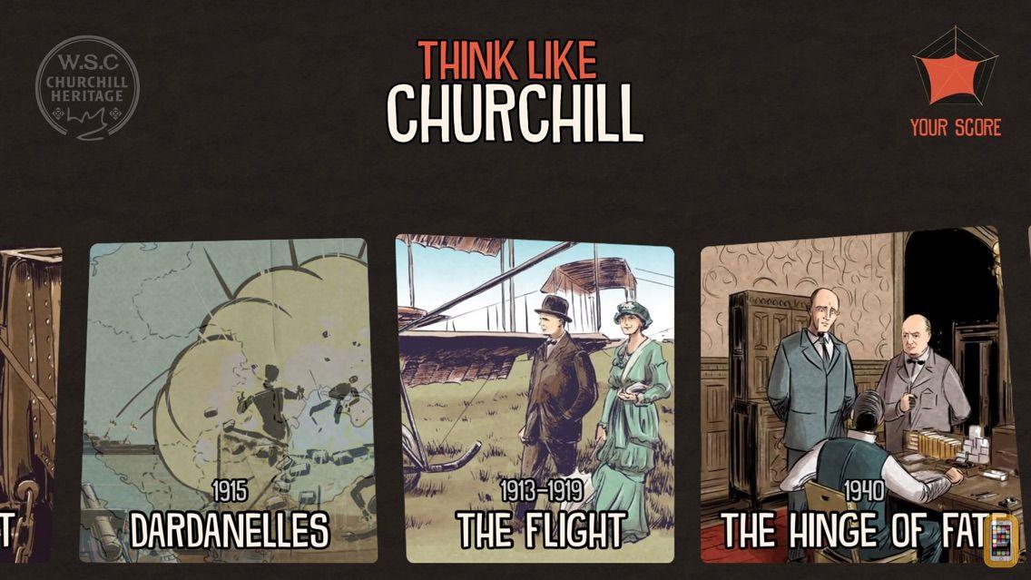 Screenshot - Think Like Churchill