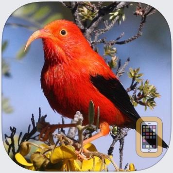 Bird ID Hawaii by John P. Hoover (iPhone)