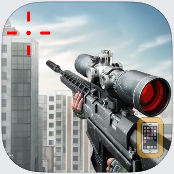 Sniper 3D: Gun Shooting Games by Fun Games For Free (Universal)