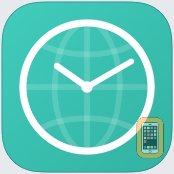 Zones - View and Convert Time Zones from around the World by Tom Izaks (Universal)