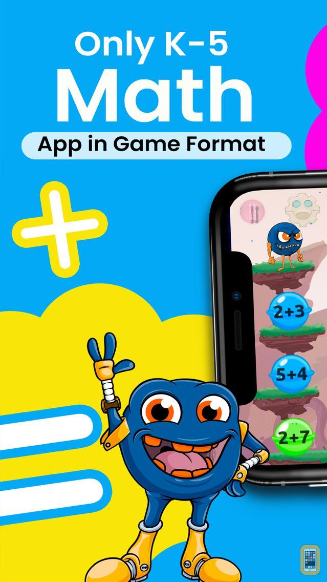 Screenshot - Monster Math : Kids Fun Games
