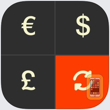 Currency Converter - Real Time by Elton Nallbati (Universal)