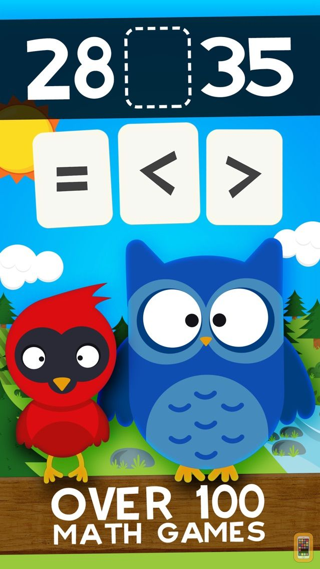 Screenshot - Animal Second Grade Math Games