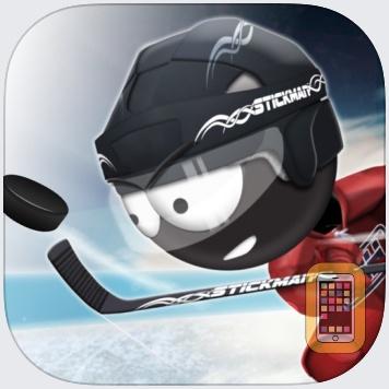 Stickman Ice Hockey by Djinnworks GmbH (Universal)