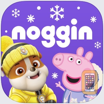 Noggin Preschool Learning App by Nickelodeon (Universal)