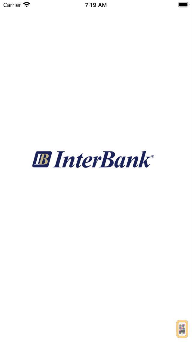 Screenshot - InterBank for iPhone