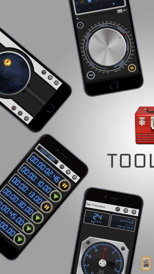 Screenshot - Toolbox - Smart Meter Tools