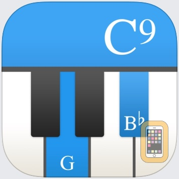 Piano Handbook - Piano Toolkit with Chords and Scales by EUMLab of Xanin Tech. GmbH (iPhone)