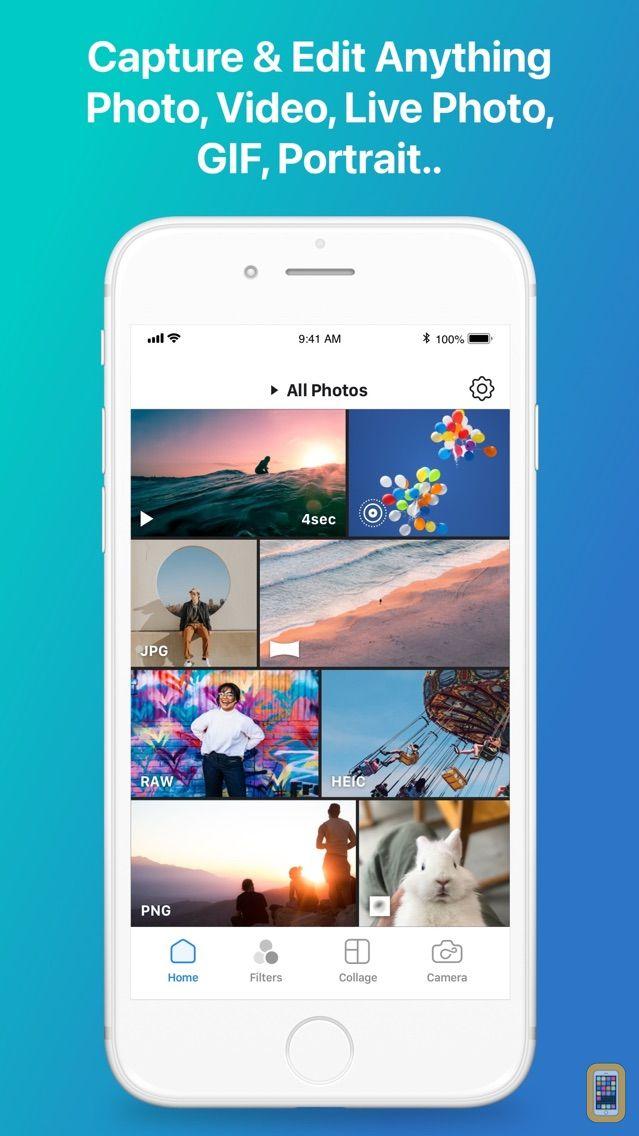 Screenshot - Infltr - Infinite Filters