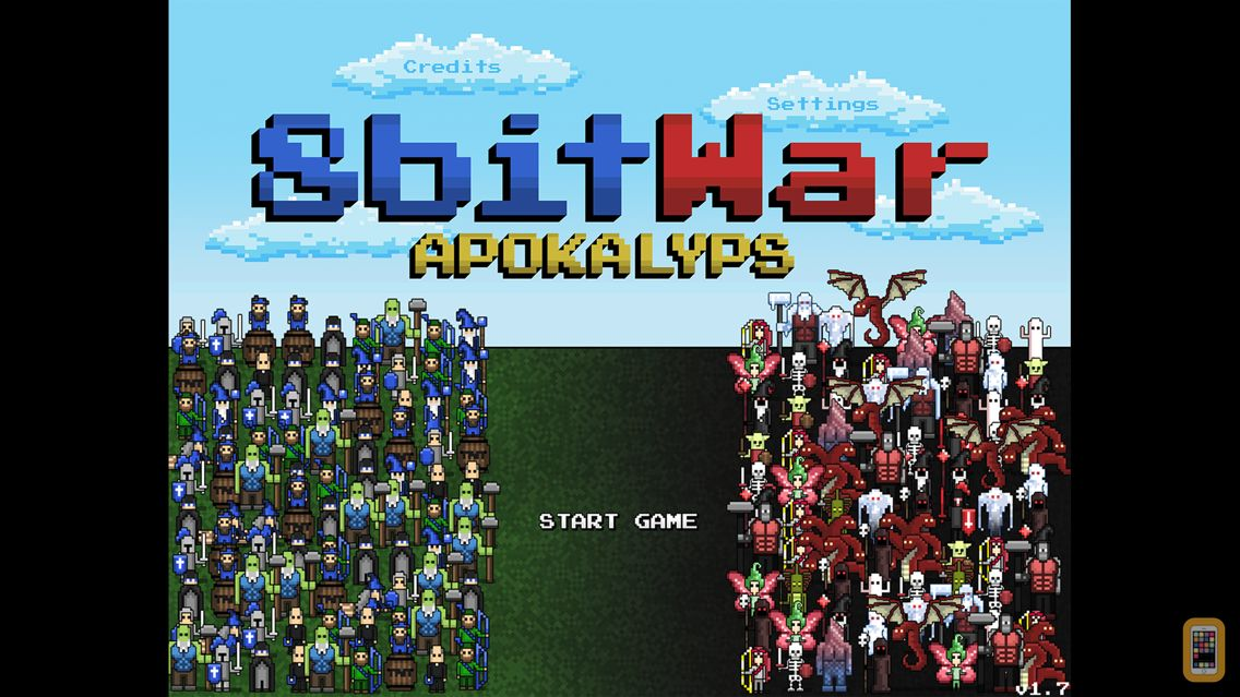 Screenshot - 8bitWar: Apokalyps