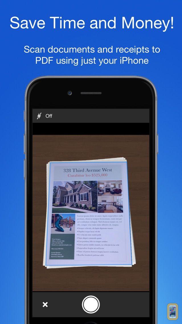 Screenshot - Smart PDF Scanner