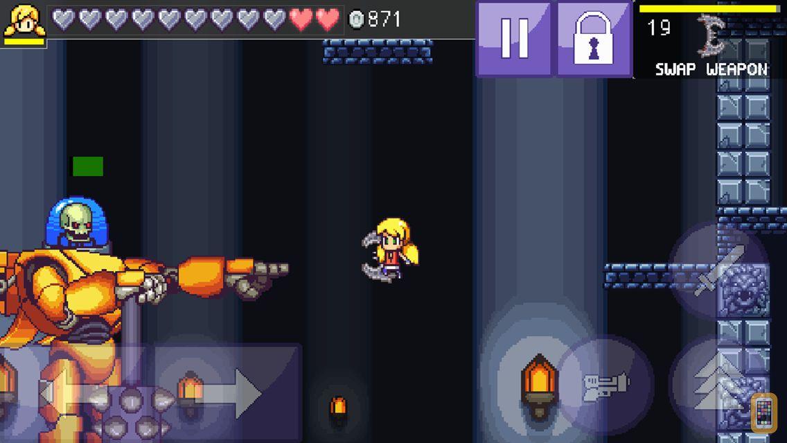 Screenshot - Cally's Caves 3